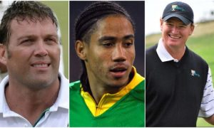 Top 10 Richest Athletes in South Africa And Net Worth